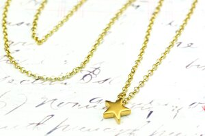 STAR - small gold