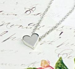 HEART - small silver