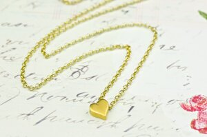 HEART - small gold