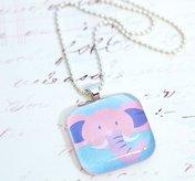 Halsband - Elefant
