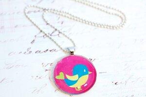 Halsband - Fågel